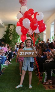 Zippy en Madrid Petit Walking SS2015