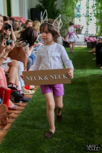 Neck and Neck en Madrid Petit Walking SS2015